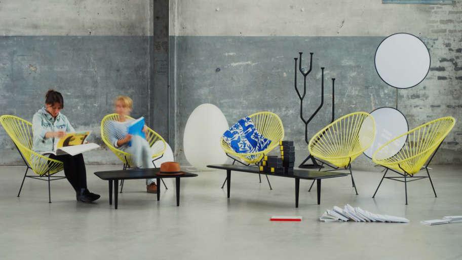 Le fauteuil Acapulco, le style mexicain par excellence