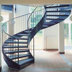 nettoyer escalier métallique