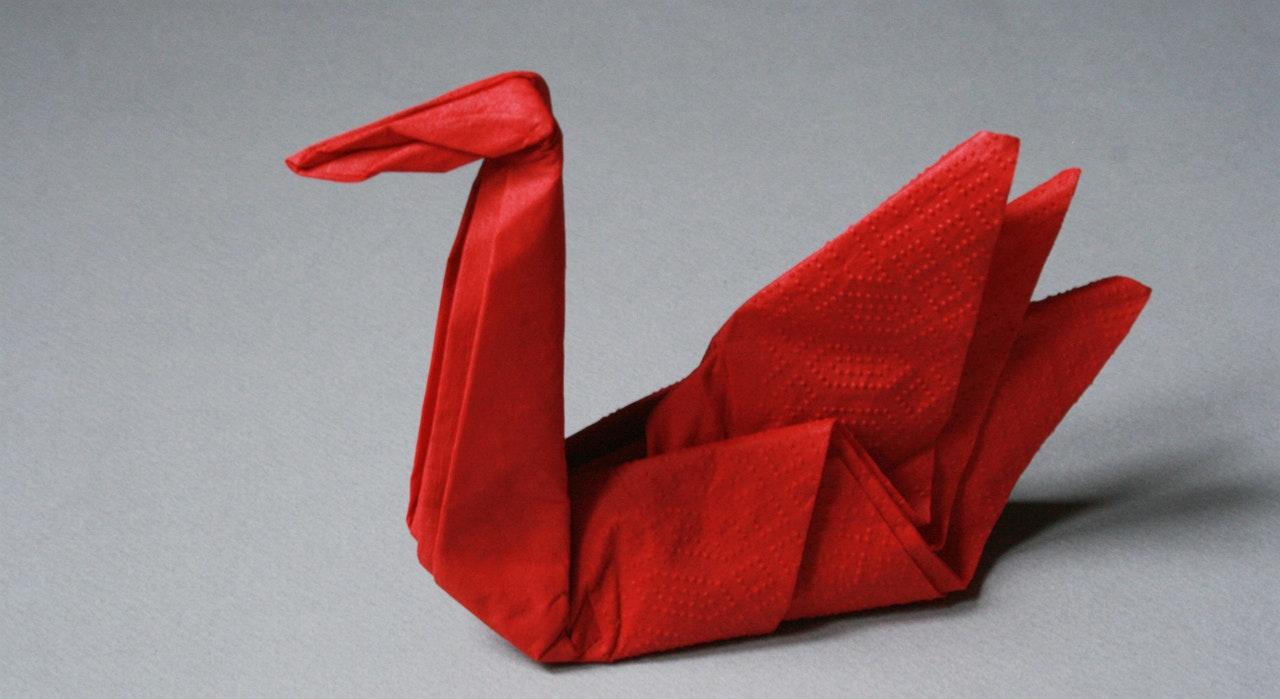 pliage serviette pour noel