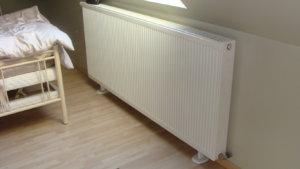 avantages radiateur basse température