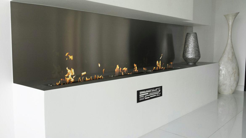 La cheminée bio éthanol, une bonne chaleur écolo