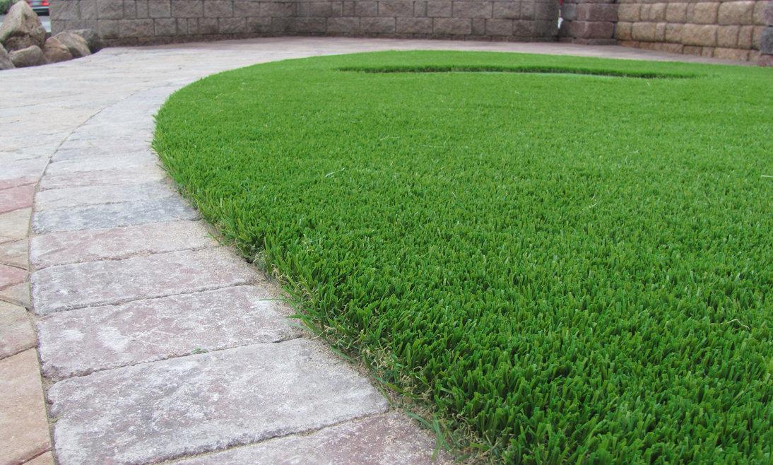 Gazon synthétique, un coin vert dans sa demeure