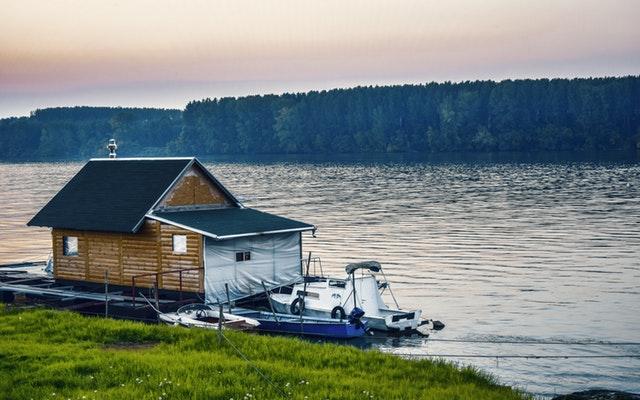 Une maison flottante, osez-vous ?