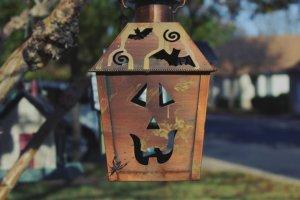 Décoration d'Halloween à la fois top design et un brin effrayante
