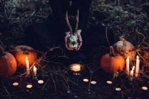 Idée déco d'Halloween originale