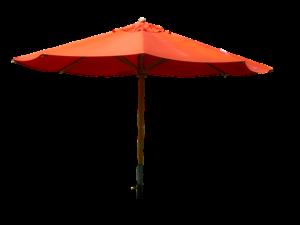 Le Parasol pour se protéger des rayons UV