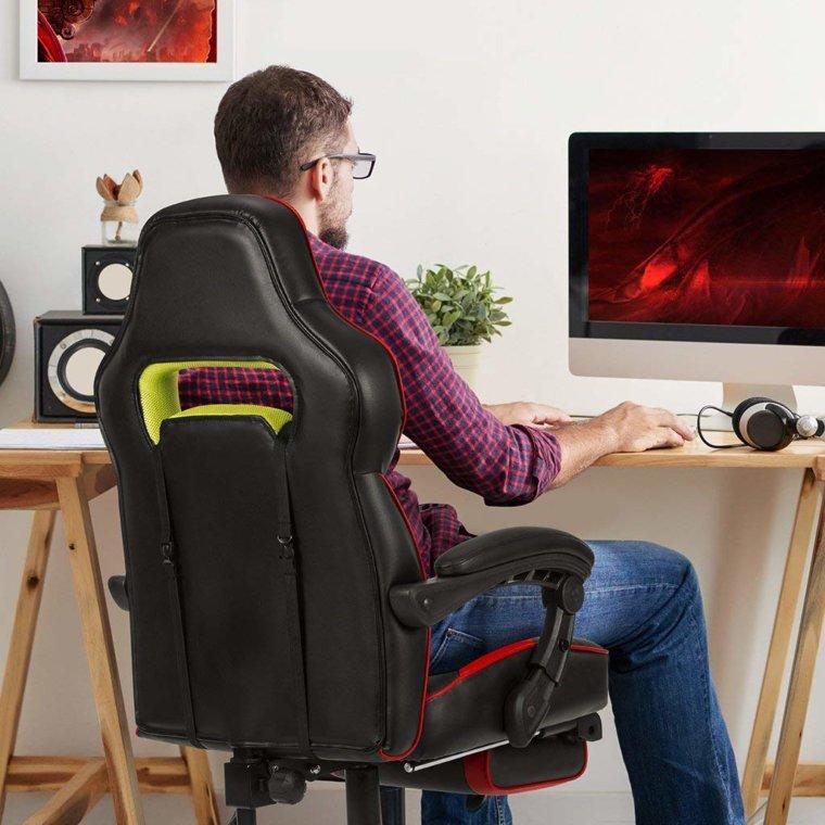 Votre ado aime jouer au jeux vidéos ? Proposez-lui un espace gaming et pourquoi pas une chaise gaming