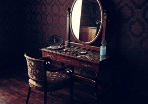 Décoration à la Française, meuble ancien