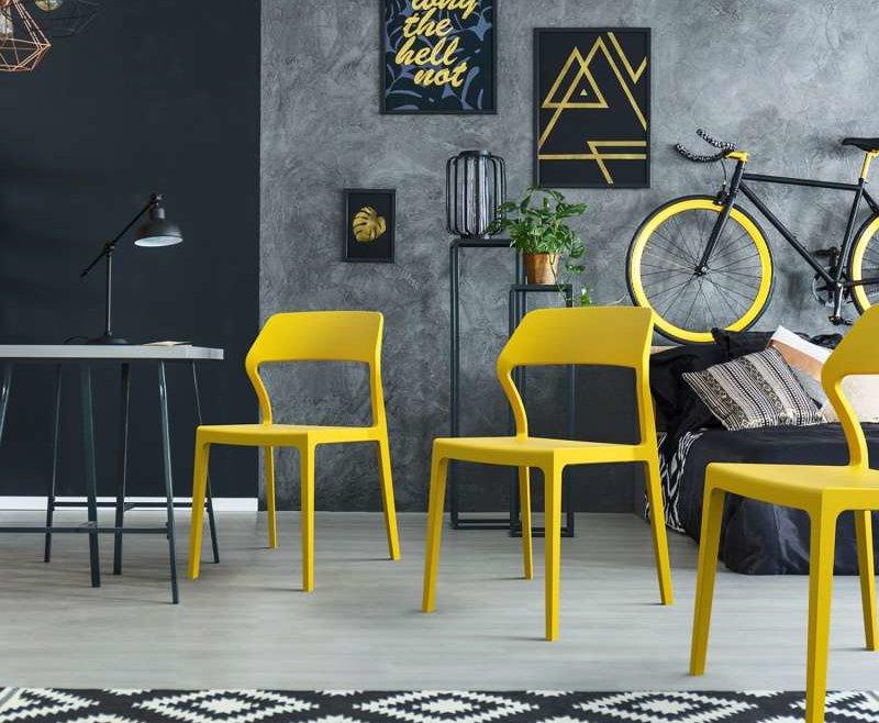 tendance 2019 pour des chaises modernes avant gardening. Black Bedroom Furniture Sets. Home Design Ideas