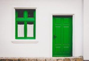 La couleur et la forme des Portes et des Fenêtres peuvent faire toute la différence dans la déco intérieure