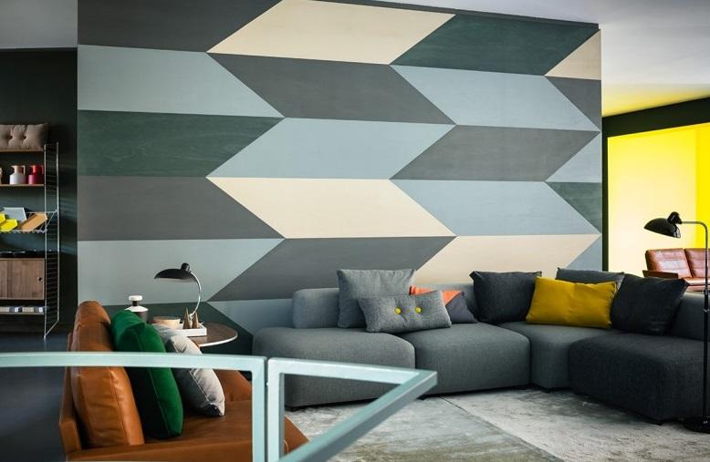 Comment décorer un mur simplement?