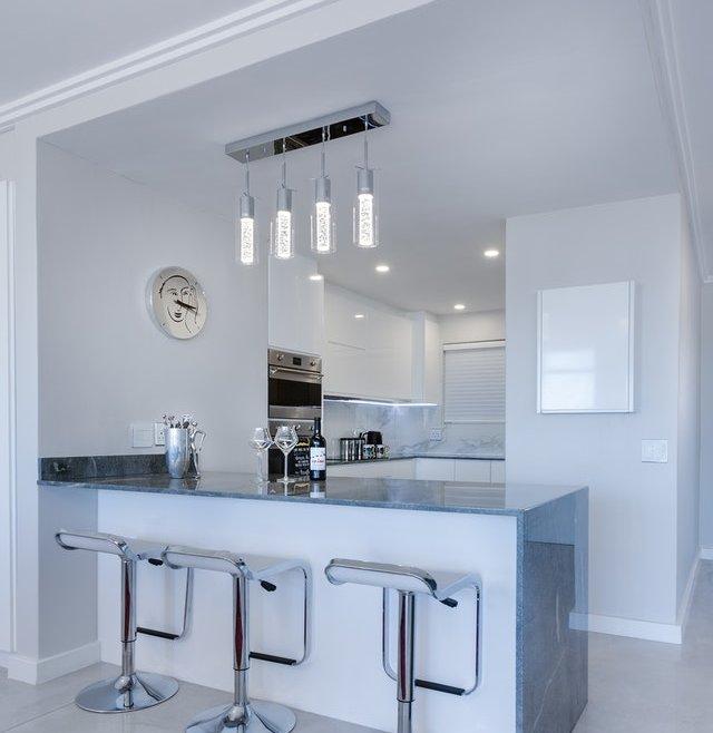 Rénovation cuisine : Utilisez de la peinture pour donner un nouveau look à votre cuisine !