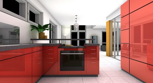 La peinture idéale pour une cuisine moderne