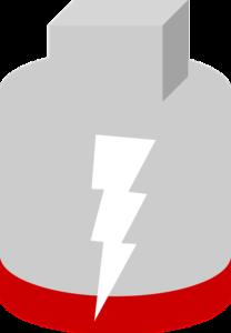 La débroussailleuse à batterie fonctionne à l'aide d'une pile amovible chargée.