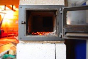 Poêle ou chaudière à granulés de bois