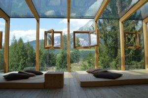 L'extension ossature bois peut correspondre au look qu'on veut faire adopter à une maison