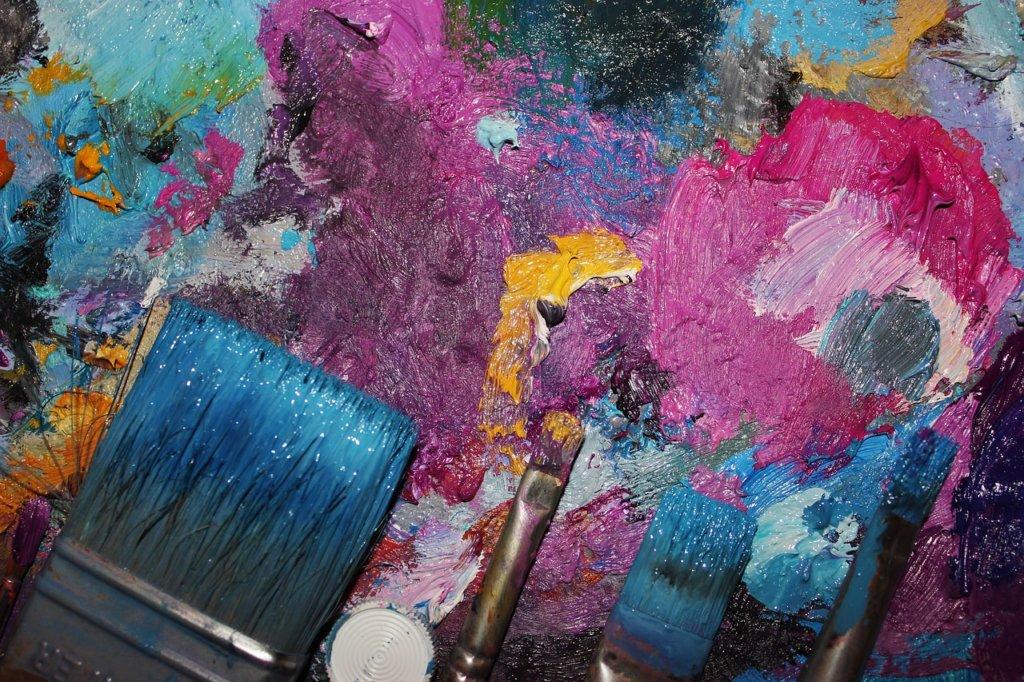 Ah la peinture, pas facile de choisir