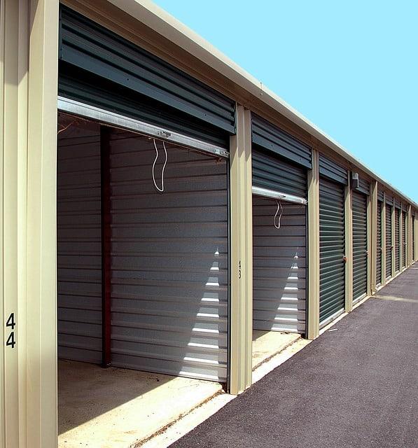 Le coût de la location d'un garde meuble sera en fonction de l'espace loué