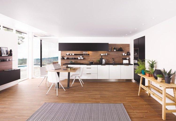 3 idées de cuisine moderne tendance pour un appartement à Paris