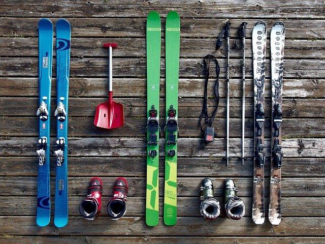 Comment stocker ses affaires de ski ?
