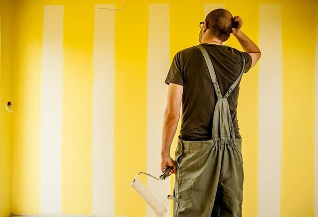 La Peinture à La Chaux s'avère être la peinture écologique par excellence