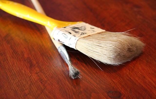 La peinture sous-couche est indispensable à la bonne adhérence de la peinture