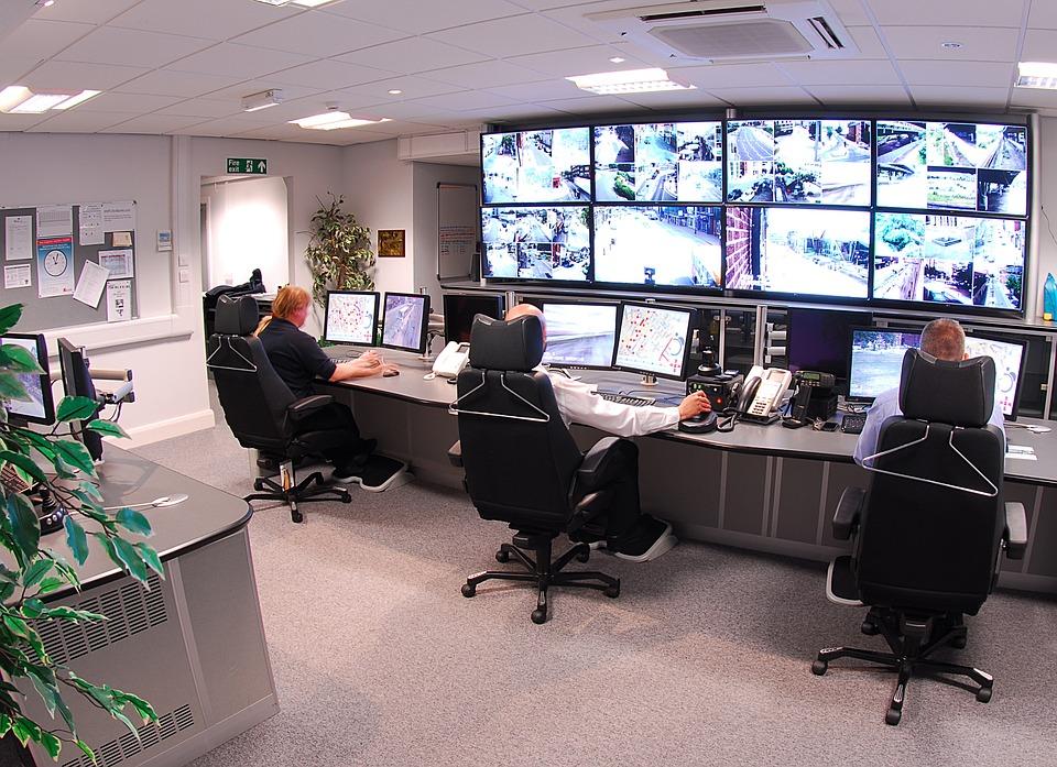 telesurveillance centre videosurveillance