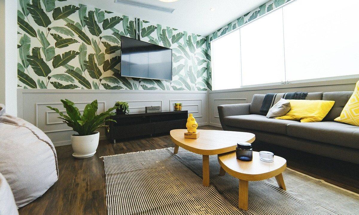 Un appartement de type moderne