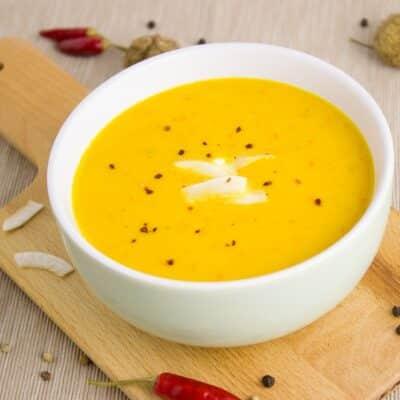 Une bonne soupe maison