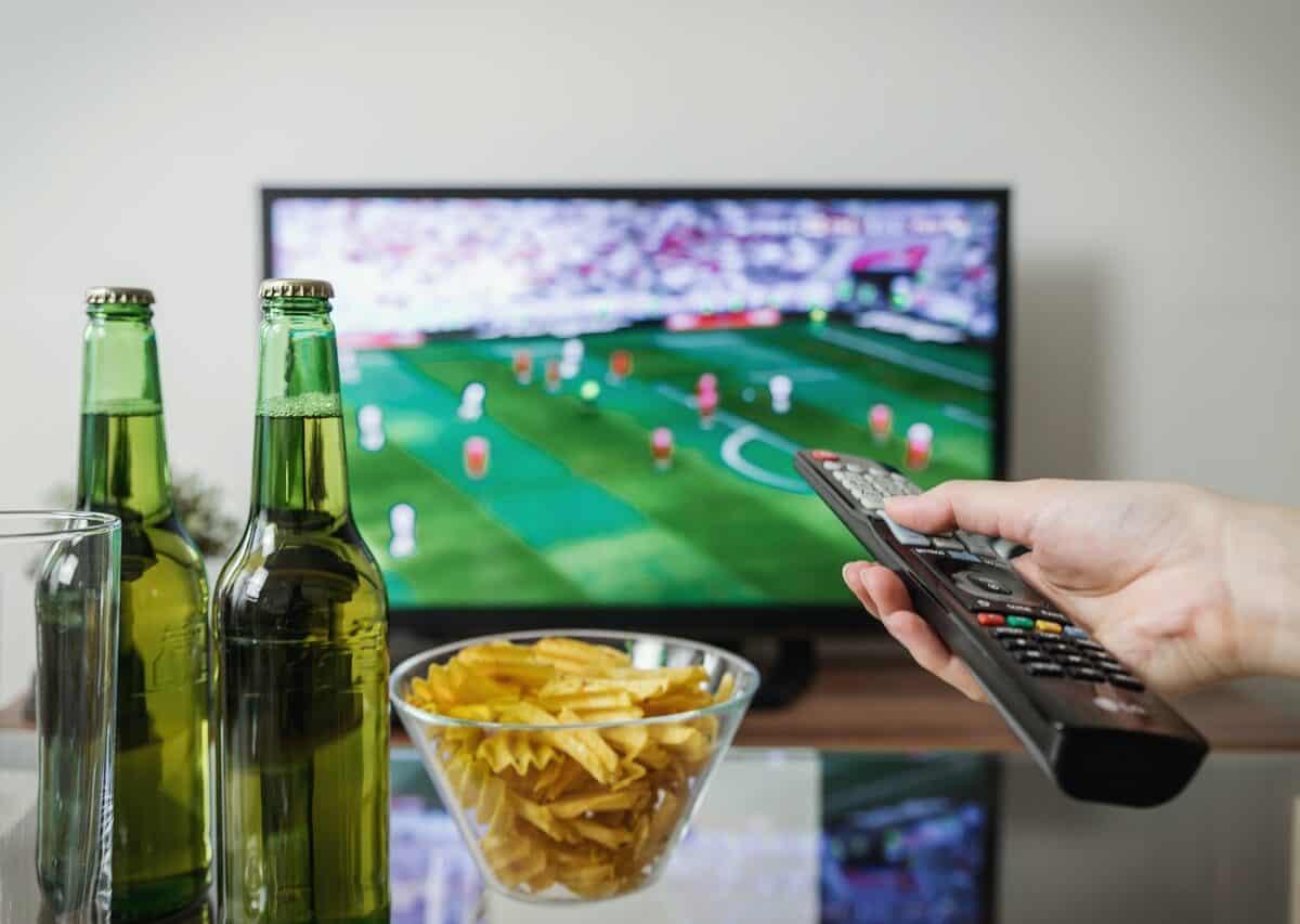 La TV bien placé, ça change le match