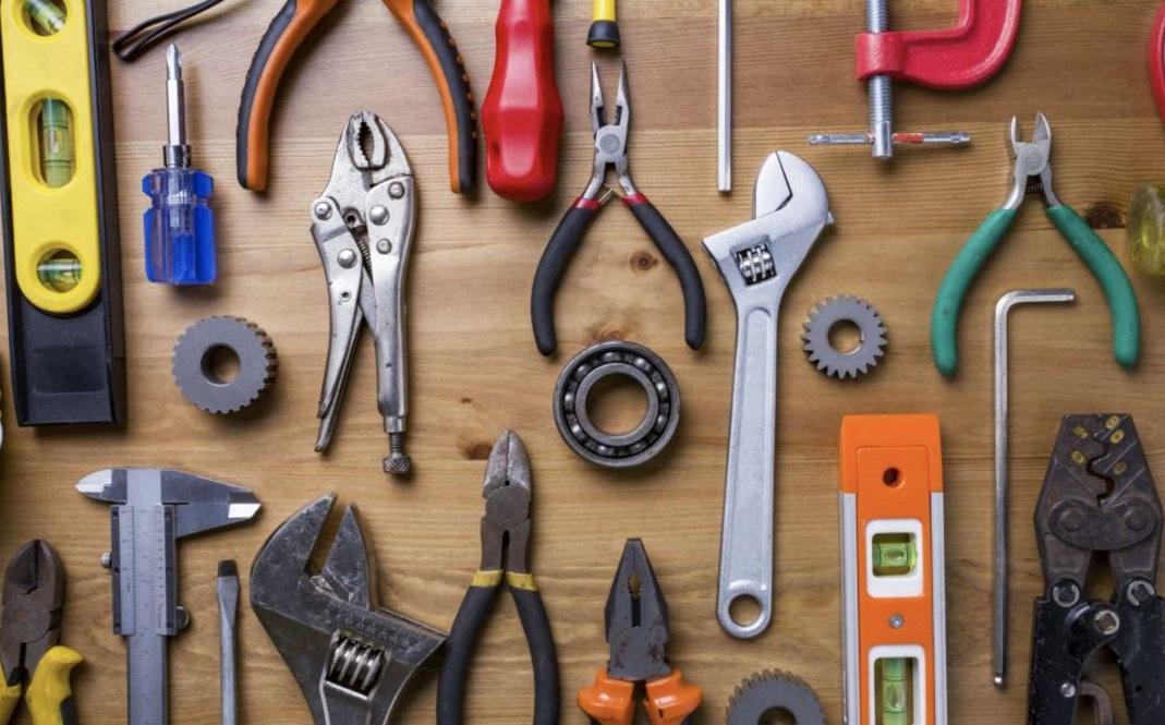 Des outils de bricolage