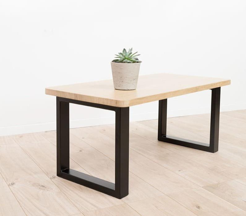 L'Intrépide - Pied pour banc ou table en acier Ripaton