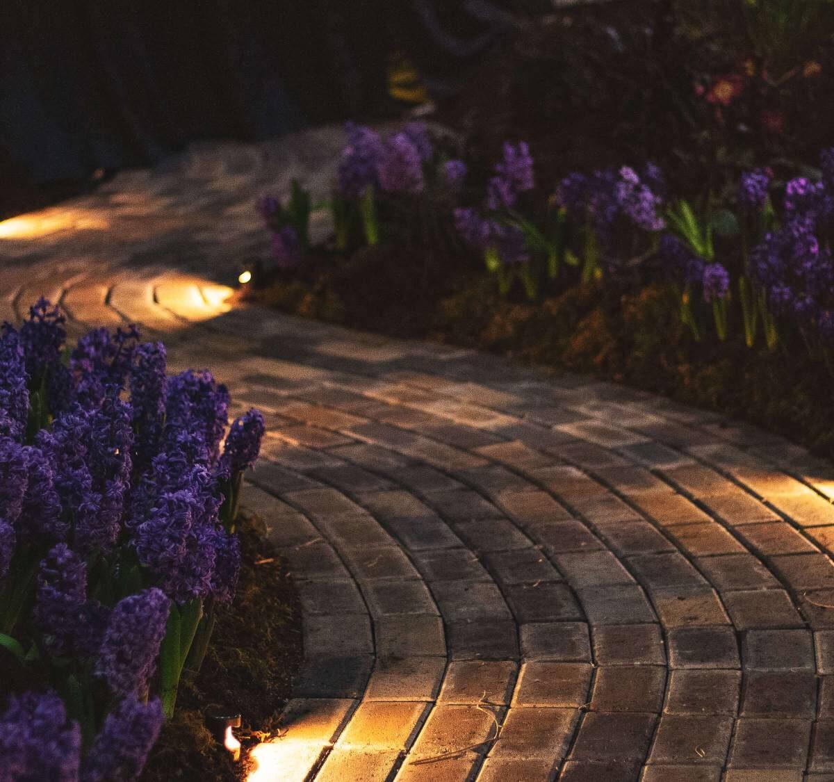 Comment installer un éclairage de jardin