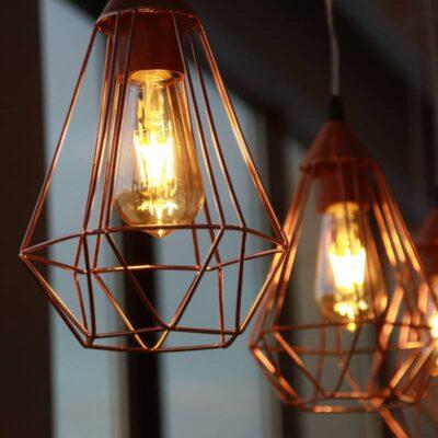 luminaire moderne et intemporel