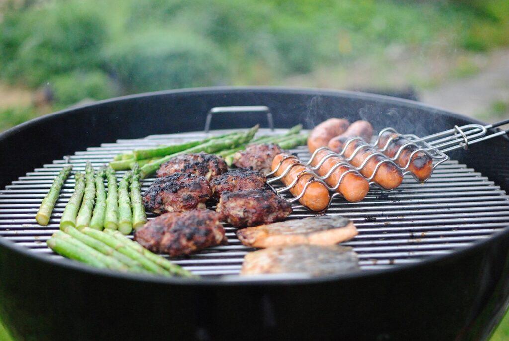 accessoires du barbecue