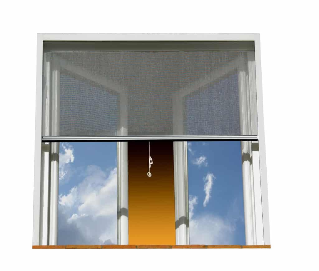 moustiquaire fenêtre sur mesure