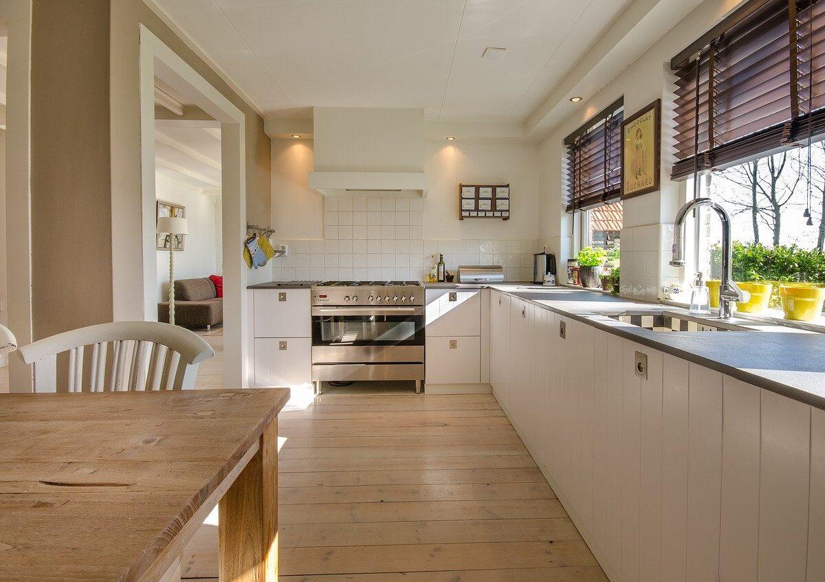 aménager une cuisine de style industriel