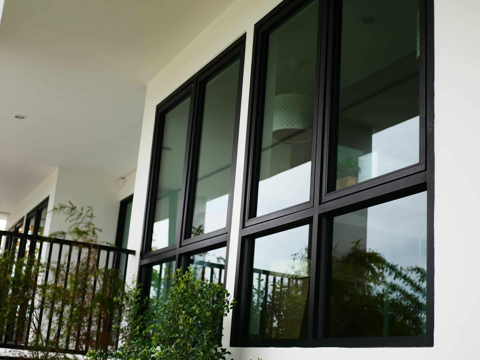 menuiserie fenêtre aluminium