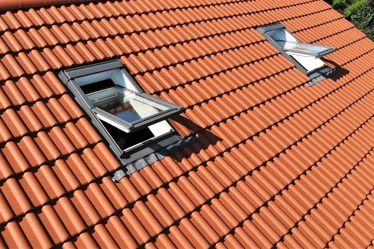 fenêtre sur toit motorisée