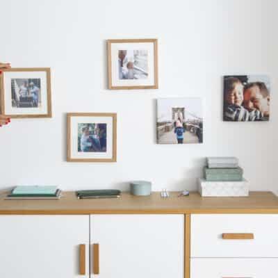 choisir un cadre photo personnalisé