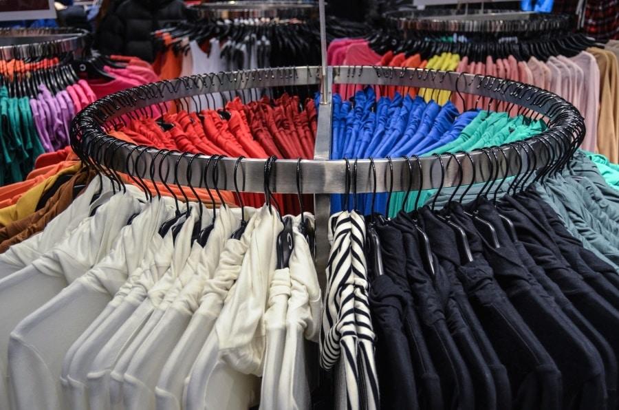 différents types de dressing